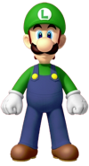 Luigi (Source: WikiCommons)