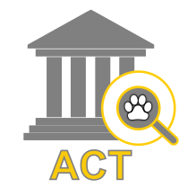 Lost Pets at ACT Council Pounds