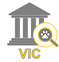 Lost Pets at VIC Council Pounds